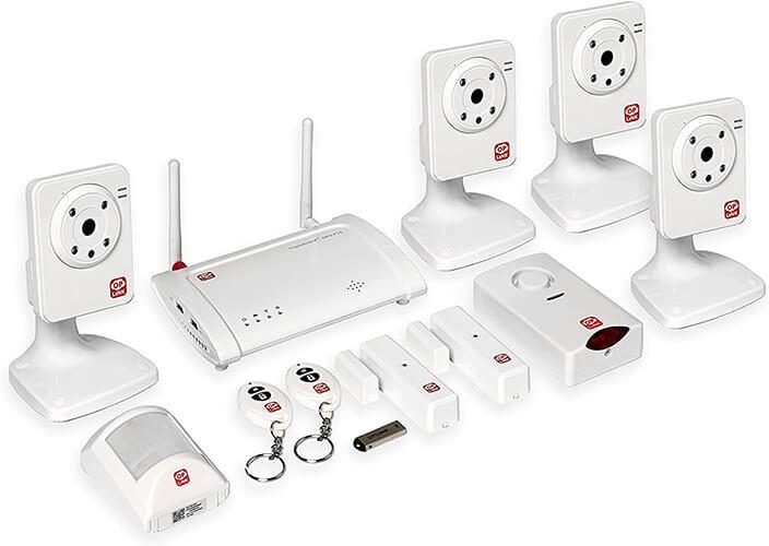 Home8 Oplink TripleShield Alarm System
