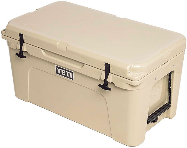 YETI Tundra 65 Cooler for the coolest stuff