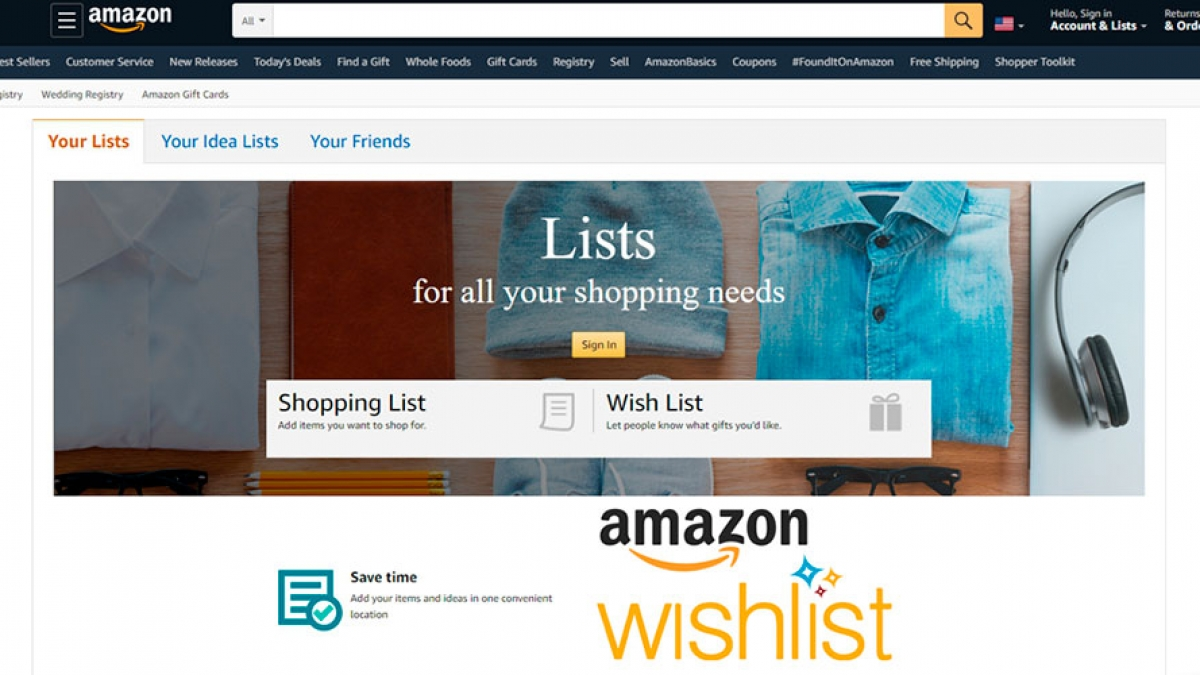 The Best Way To Find Someone S Amazon Wish List 2020