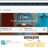 How to find someone's amazon wish list