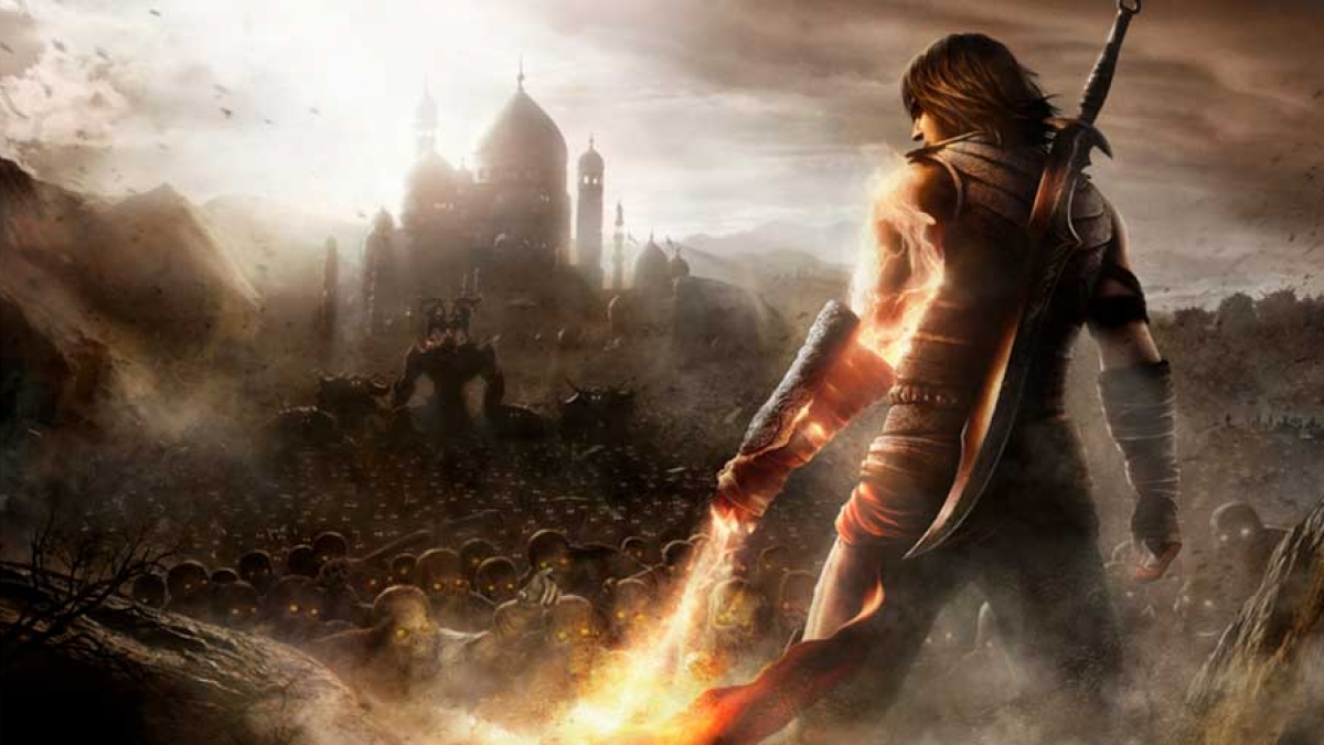 remake of the legendary Prince of Persia for PlayStation 4 and Nintendo